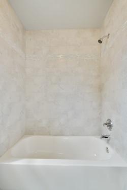 Jack & Jill Shower Tub