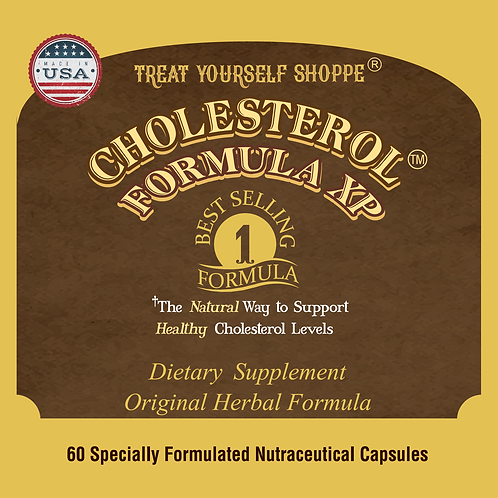 Cholesterol Formula XP (60 tablets)