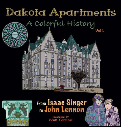 Dakota Coloring Book