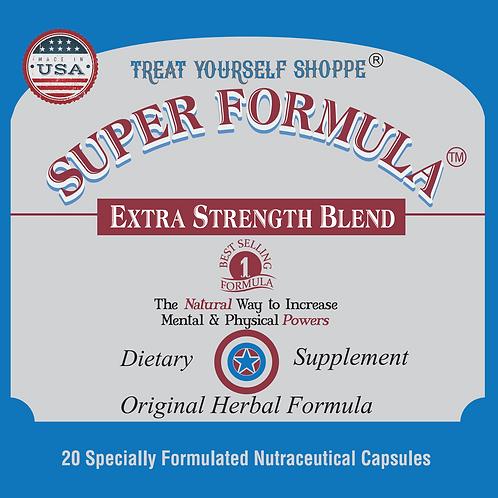 Super Formula (20 capsules)