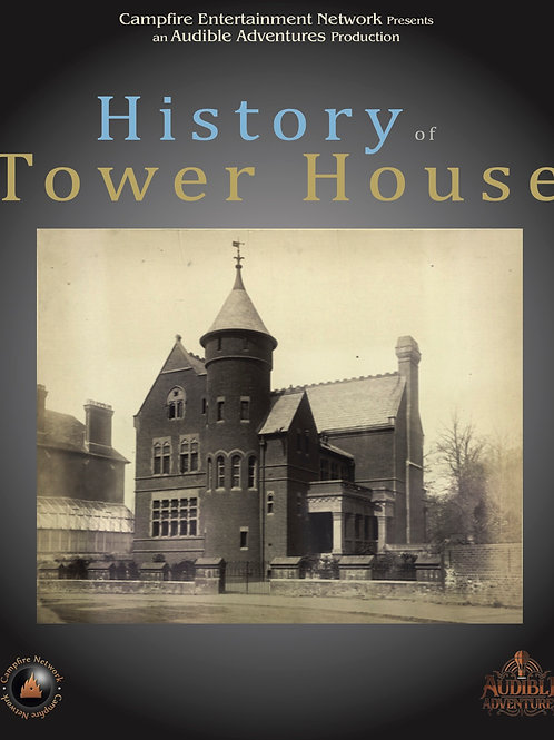 History of the Tower House (home of William Burges & Jimmy Page)
