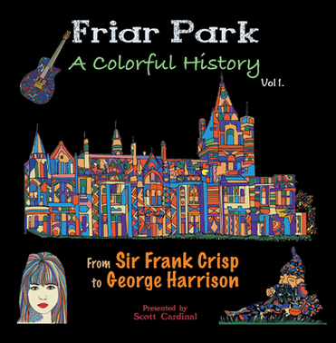 Friar Park Colorful History