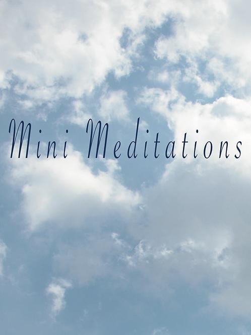 Friar Park Mini Meditations
