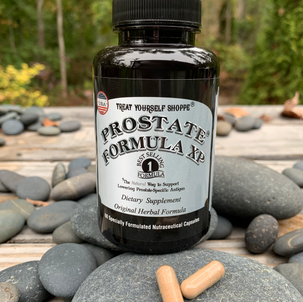 Prostate Formula with capsules