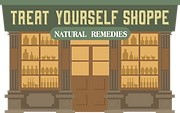 Treat Yourself Shoppe Logo_Color_04 (Gre