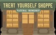 Treat Yourself Shoppe Logo_Color_04 (Gre