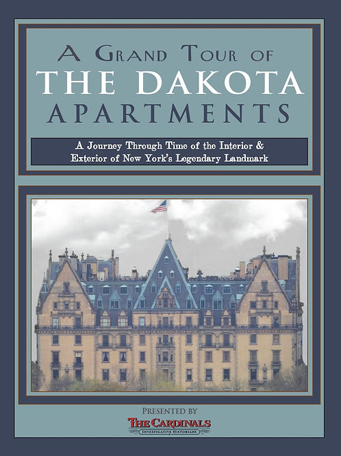 A Grand Tour of the Dakota Apartments: A Journey Through Time of the Interior &