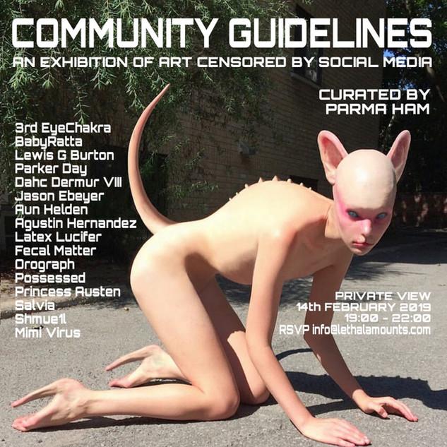 Community Guidelines - Fecal Matter.JPEG