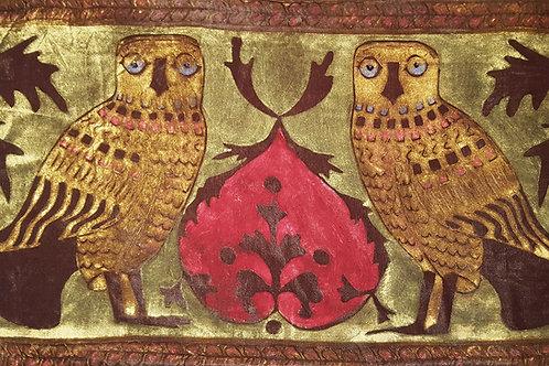 Civette Owls Pillow