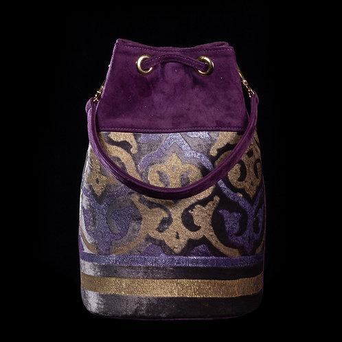 Bucket Frieze Bag