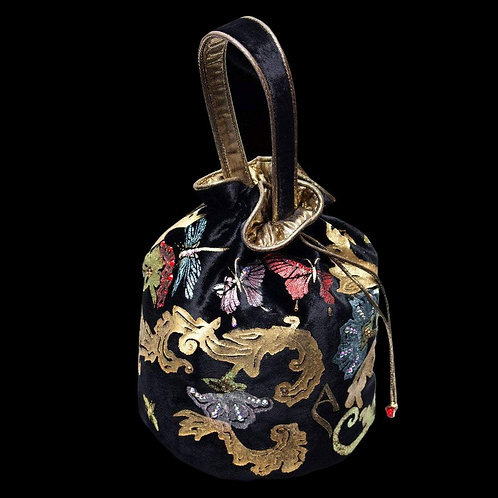 Sacchetti Night Blossom Bag