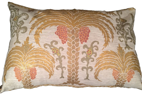 Three Palms Pillow