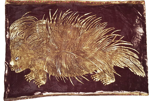 Porcupine Pillow