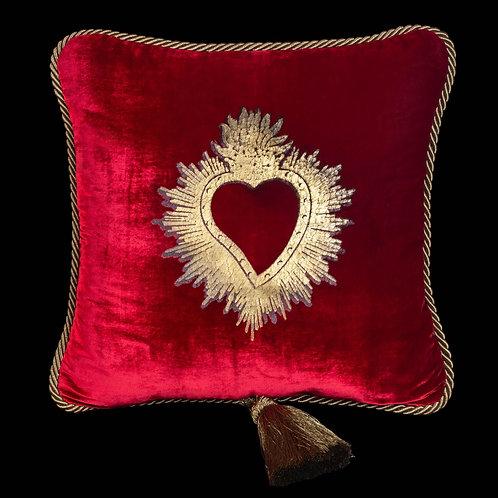 Sacred Heart Pillow