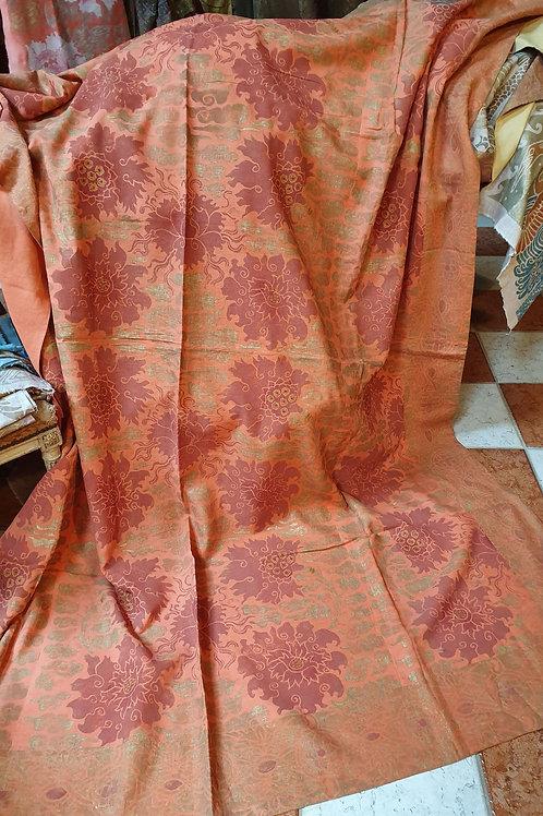 Tibetan Peonies Bedspread
