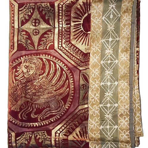 Venetian Ceiling Bedspread