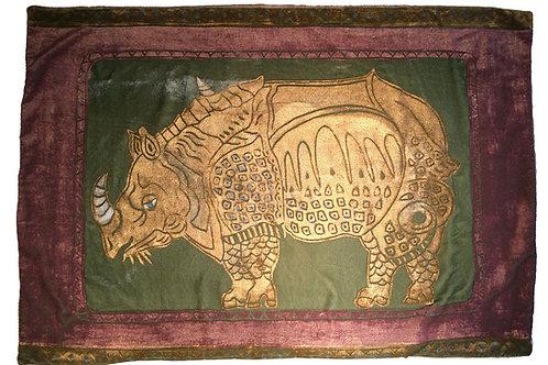 Rhinoceros Pillow
