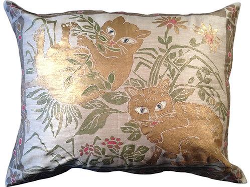 Kittens Pillow