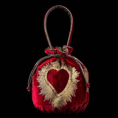 Saccoccio Sacred Heart Bag