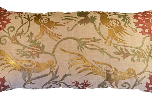 Chinese Flowers Pillow