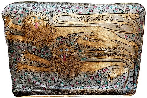 Normandy Lions Pillow