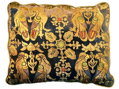 Parrots Pillow