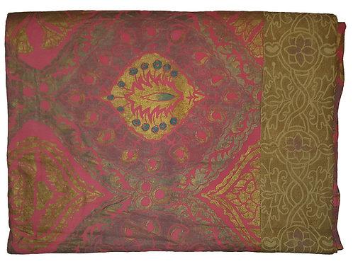 Peacock Bedspread