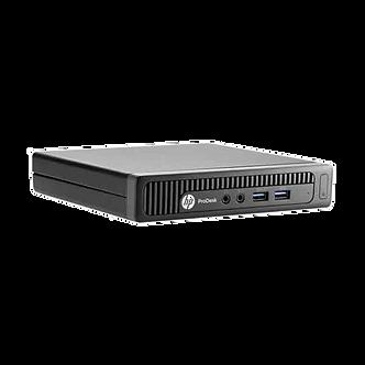 HP 800G1 USFF i5-4590s/4GB DDR3/500GB