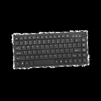 ΠΛΗΚΤΡΟΛΟΓΙΟ ΜINI USB BLACK SP 65S