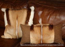 Springbok Pillows