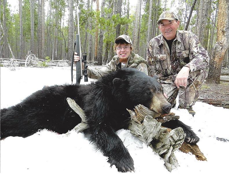 Adam Palaske Black Bear