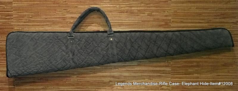Elephant Hide Shotgun Bag