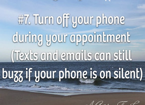 20 Massage Tips for (the rest of) 2020 #7