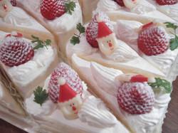 いちごショートケーキ クリスマス