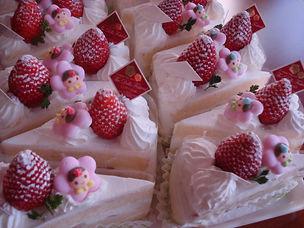 ひなまつり いちごのショートケーキ