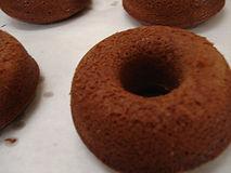 焼きドーナツ はまりんぐココア