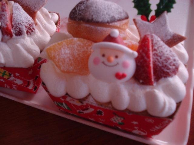 かわいいケーキたち・・・