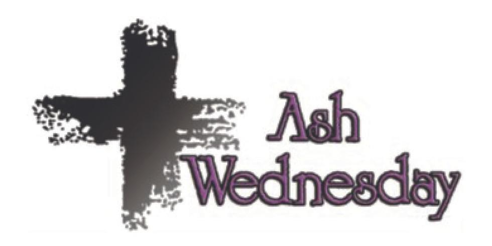 Ash Wednesday 2021