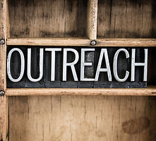 bigstock-Outreach-Concept-Metal-Letterp-