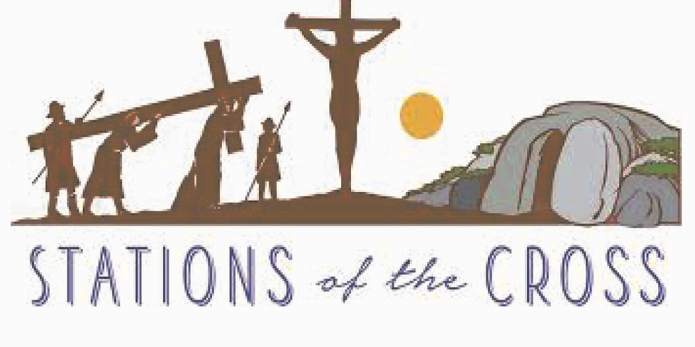 Stations of the Cross (Led by Religious Education students)