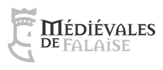 Logo Médiévales de Falaise sans Baseli