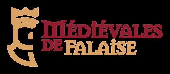 Logo Médiévales de Falaise sans Baseline