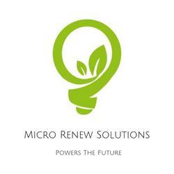 Micro Renew Solutions
