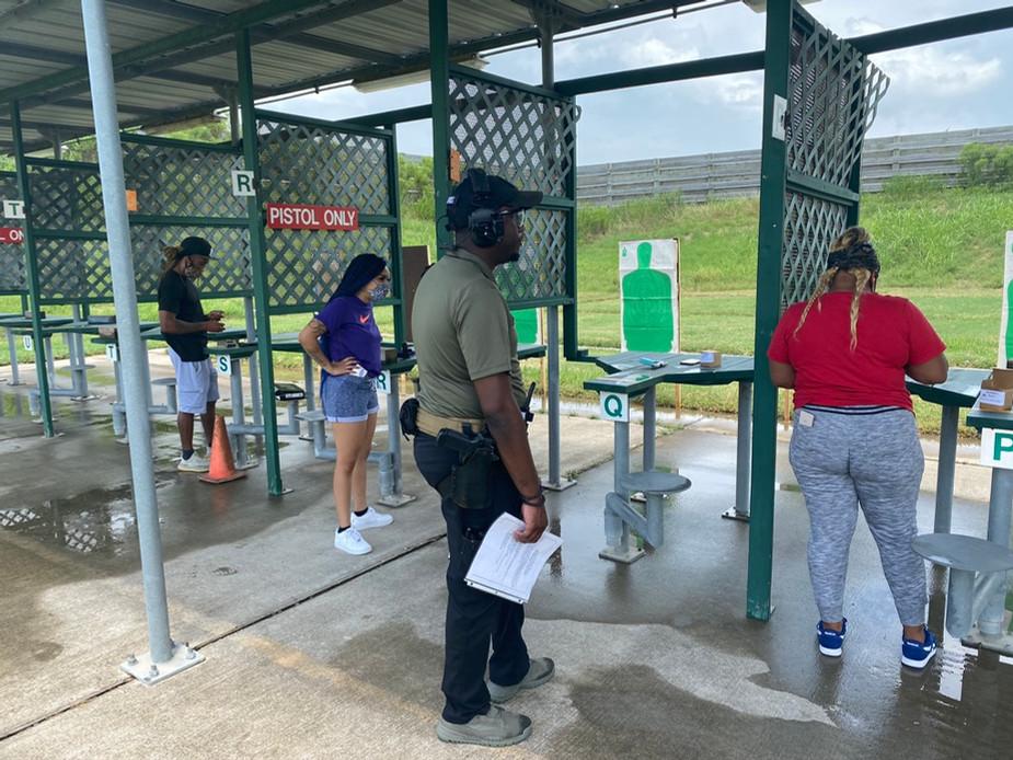 Basic Handgun & LTC-United Tactics & Training