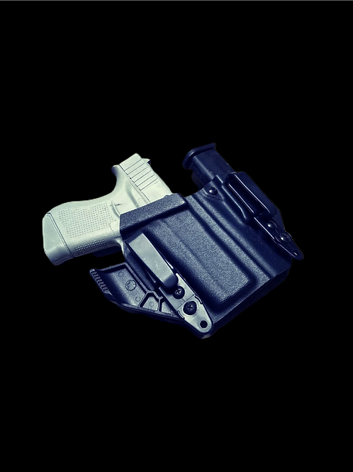 Glock 43x-IWB-Appendix Holster