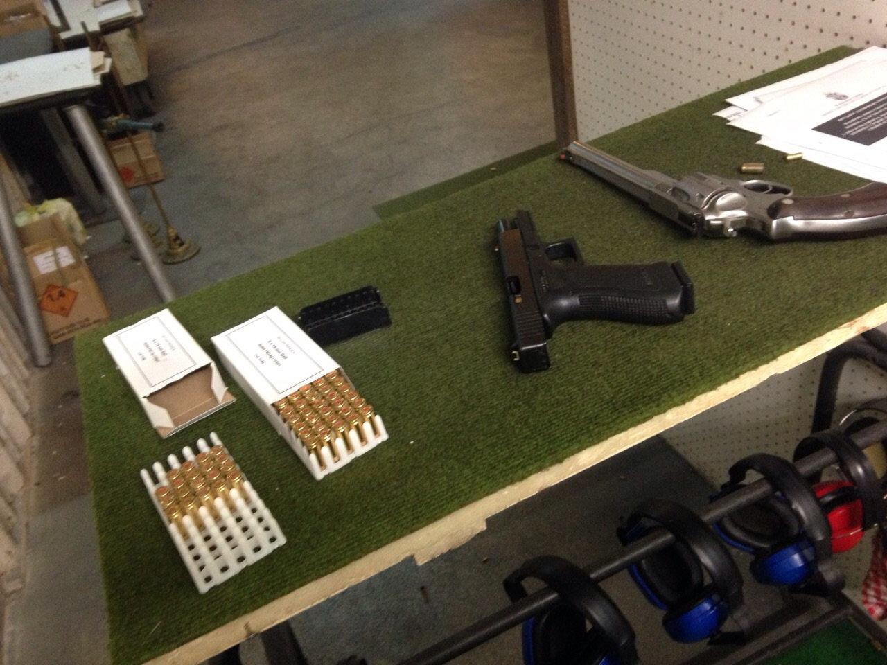 Level 1 Handgun