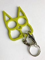 Cat Defensive Keychain