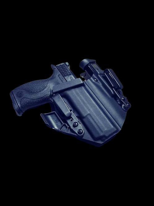 "Smith & Wesson M&P 9/40 1.0 / 2.0 4.25""-IWB-Appendix Holster"