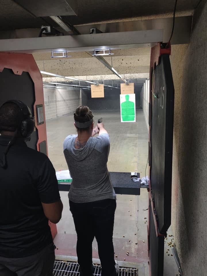 Level 1 Handgun Refresher