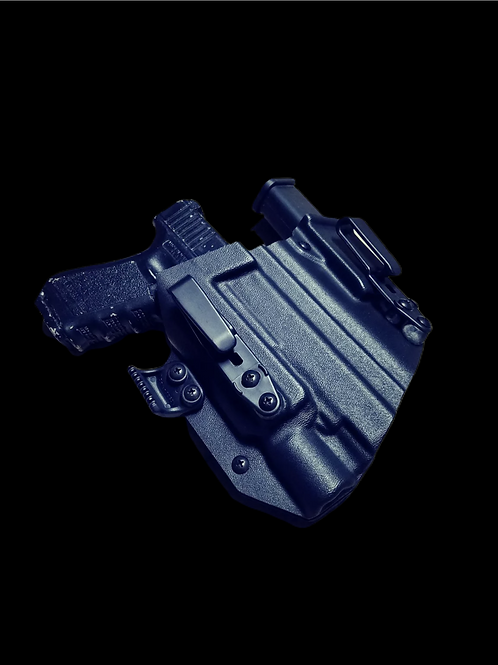 Glock 19/17 with x300-IWB-Appendix Holster
